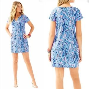 LILLY PULITZER Duval Dress in Tic Tac Tile Print